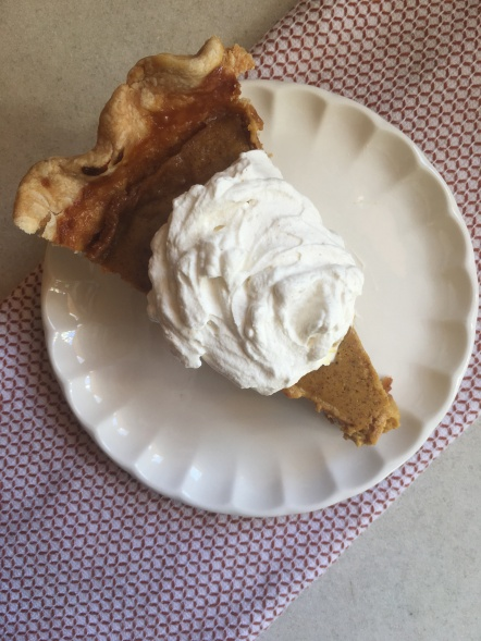 pumpkin dulce de leche twocaroline.com