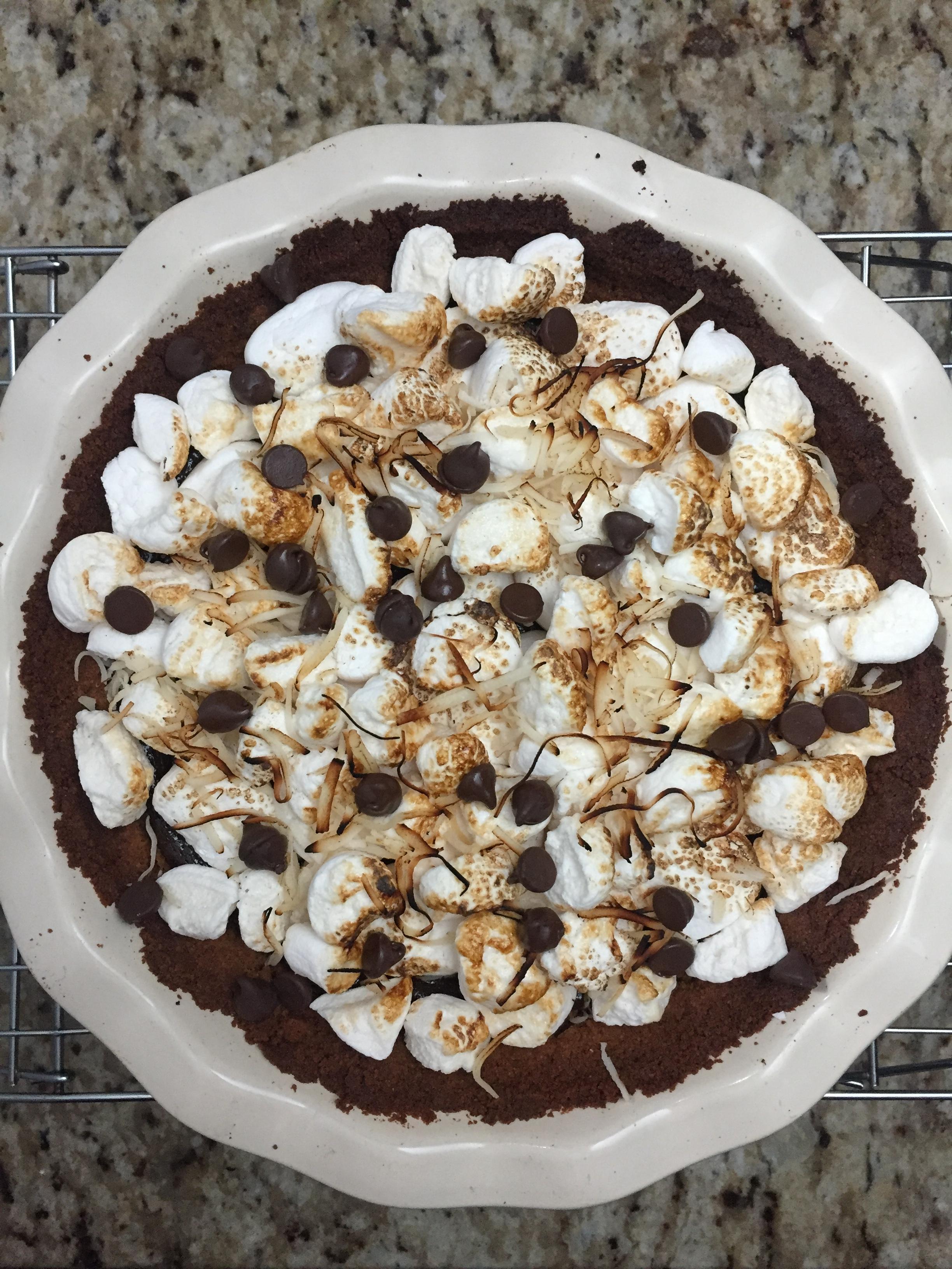 Two Carolines S'mores Pie.JPG