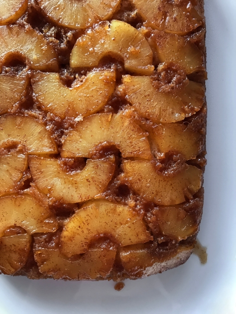 Two Carolines Pineapple Upside-Down Cake
